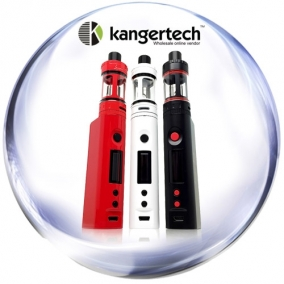 Kit Topbox Mini 75W TC 4ml Kangertech