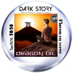 Dragon Oil Dark Story 10ml PG/VG 50/50 Alfaliquid e-liquide