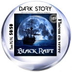 Black Raft Dark Story 10ml PG/VG 50/50 Alfaliquid e-liquide