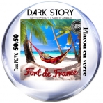 Fort de France Dark Story 10ml PG/VG 50/50 Alfaliquid e-liquide