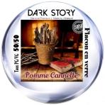 Pomme Cannelle Dark Story 10ml PG/VG 50/50 Alfaliquid e-liquide