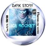 Ice Rocket Dark Story 10ml PG/VG 50/50 Alfaliquid e-liquide