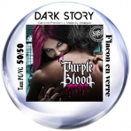 Purple Blood Dark Story 10ml PG/VG 50/50 Alfaliquid e-liquide