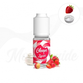 Creamy Strawberry - Choops E-liquide