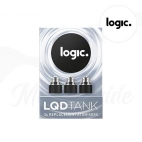3 x Résistances LQD Tank de Logic
