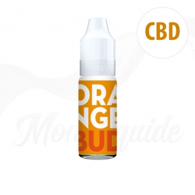 CBD Orange Bud : Kush, Orange. Weedeo CBD Liquideo E-liquide