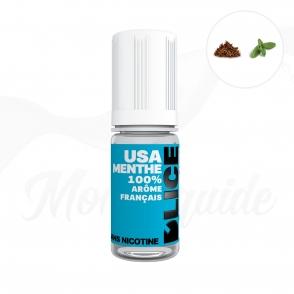USA Menthe Dlice e-liquide