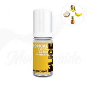 Tropical Dlice e-liquide