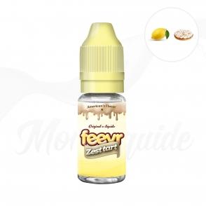 Zest Tart : tarte citron meringuée. Feevr E-liquide Savourea