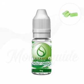 Holly Green E-liquide Savourea