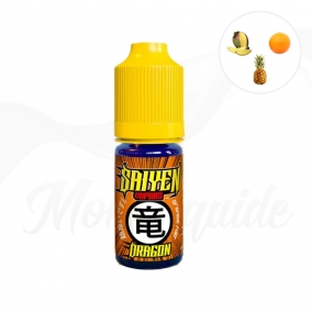 Dragon : mangue, ananas & orange. Swoke E-liquide