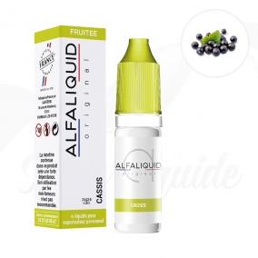 Cassis Alfaliquid e-liquide