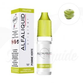 Pomme Verte Alfaliquid e-liquide