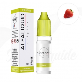 Fraise Alfaliquid e-liquide