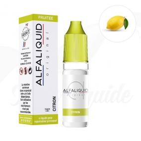Citron Alfaliquid e-liquide