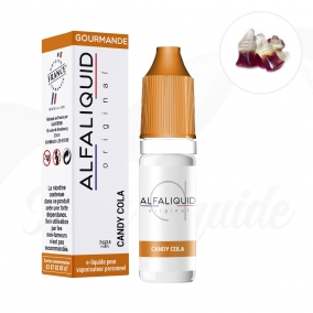 Candy Cola AlfaLiquid e-liquide