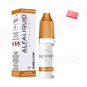 Bubble Gum Alfaliquid e-liquide