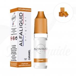 Caramel Alfaliquid e-liquide