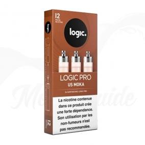 3 Cartouches US MOKA - Recharges Logic Pro