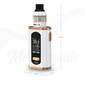 Kit Invoke 220 W + Ello T de Eleaf