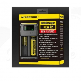 Chargeur Accus New i2 NiteCore