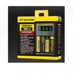 Chargeur Accus New i4 NiteCore
