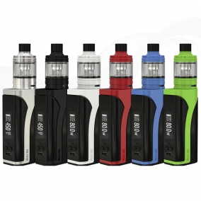 Kit Ikuu i80 + Melo 4 D25 de Eleaf