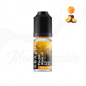 Pêche Abricot Abalon e-liquide