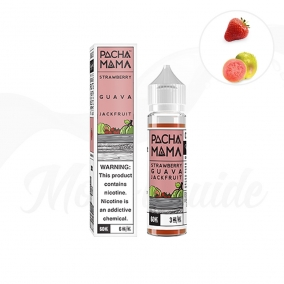 Strawberry Guava Jackfruit 50 ml Shake N Vape Charlie's Chalk Dust