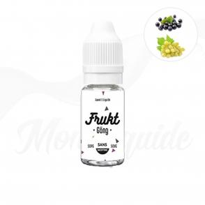 Gang : raisin, cassis. Frukt E-liquide Savourea