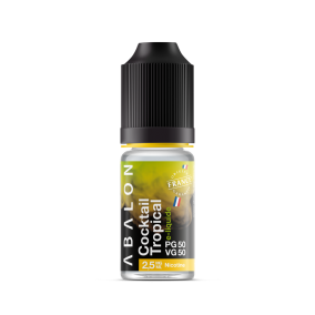Cocktail Tropical : Goyave, Mangue, Passion Abalon e-liquide