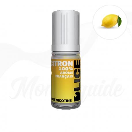 Citron Dlice e-liquide