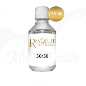 Base 50/50 275ml Revolute DIY